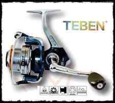 mulinello Teben Vicpho 4000 frizione anteriore pesca inglese ledgering mare lago