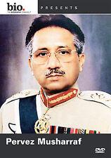 Biography - Pervez Musharraf Pakistani (DVD, 2008) ally war on terror