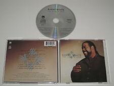 BARRY WHITE/THE ICON EST EST LOVE(A&M 540 280 2) CD ALBUM