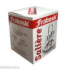 sale pepe dosatore contenitore in vetro e Acciaio inox 18 10 Frabosk
