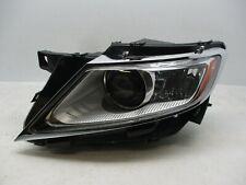 OEM 2011 2012 2013 2014 2015 Lincoln MKX LEFT Headlight XENON BA1Z13008S DAMAGED
