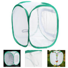 30x30x30cm Praying Mantis Stick Insect Leaf Butterfly Chameleon Pop Up Cage