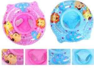 UK Baby Swimming Ring Inflatable Float Seat Toddler Kid Water Pool Swim Aid Toys