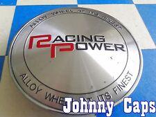 RACING POWER Wheels [70] CHROME Center Caps # 087 Custom Wheel Center Cap (1)