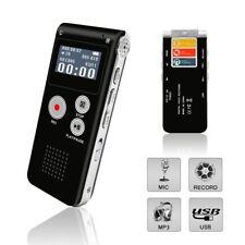 8gb 2 in 1 Mini Usb Spy Digital Voice Audio Capture Dictaphone Recorder Portable