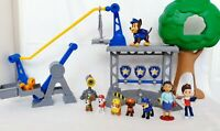 Paw Patrol Rescue Training Centre Chickaletta Kitty rubble chase tracker mayor