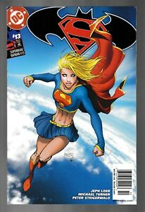 Superman / Batman #13 - DC Comics / 2004 / Michael Turner / Newstand