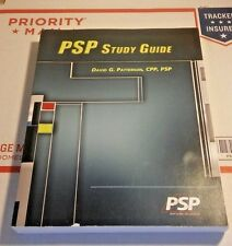 PSP Study Guide by David G. Patterson (2007, Paperback) LOOKS TO BE UNREAD ! HTF