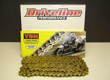 BANSHEE DRAG RACING 136LINK HEAVY DUTY GOLD CHAIN