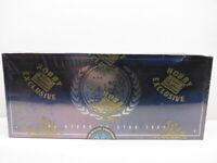 1996 Star Trek Reflections of the Future Phase Three Factory Sealed Hobby Box