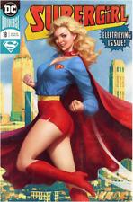 SUPERGIRL #18 Stanley Artgerm Lau Variant DC Comics Presale 1/31/18