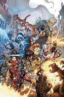 DCeased #1-6 | Unkillables | Dead Planet Select Main Variants DC Comics 2020 NM
