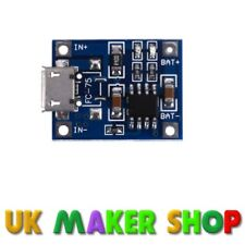 TP4056 5 V MICRO USB LITHIUM ION RICARICA Board 1 A