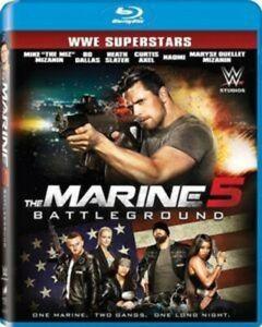 The Marine 5: Battleground [New Blu-ray] Ac-3/Dolby Digital, Dolby, Dubbed, Su