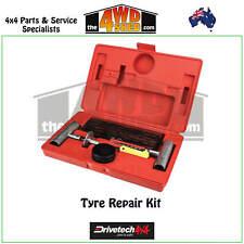 Drivetech 4x4 Tubeless Tyre Puncture Repair Kit