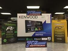 KENWOOD DMX7704S + IDATALINK MAESTRO ADS-MRR + ADS-HRN-RR-F02 2011-UP FORD