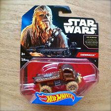 Disney STAR WARS Hot Wheels CHEWBACCA #4 diecast Mattel The Force Awakens wookie