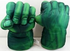 Comics Superhero The Incredible Hulk Boxing Cosplay Gloves Smash Hands
