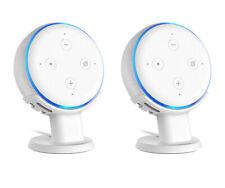 2X Pedestal Stand For Amazon Echo Dot 3rd Gen Smart Home Speaker