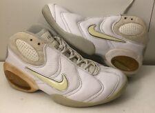 Vintage 1999 Nike Air Flight Perception Basketball 1990s 830567 110 Shoes SZ 8