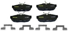 Disc Brake Pad Set-Total Solution Ceramic Brake Pads Rear fits 2005 Ford Mustang