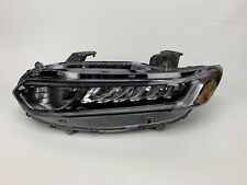 2018 2019 Honda Accord Left Driver Side LED Headlight OEM 18 19 LH
