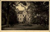 Uhlstädt Thüringen s/w AK ~1920/30 gelaufen Schloß Weissenburg an der Saale