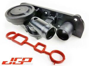 VW Audi 2.0 TFSI Crankcase Pressure Relief Breather PCV Valve & Gasket