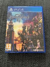 Kingdom Hearts 3 PS4 Game Disney
