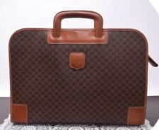 Celine Macadam Pattern Logos  Brief Case