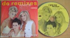 OPIUM Een vrouw Remixes 3-track CD Single Card sleeve * FIOCCO MILK INC