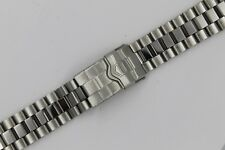TAG Heuer 20mm SS Watch Bracelet Band OEM NEW BA0311 WK1110 WK1111 WK1112 WK1113