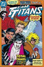 Team Titans Comic Issue 1 Modern Age First Print 1992 Marv Wolfman Netzer Perez