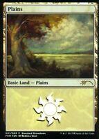 Plains FOIL (Rebecca Guay Art) | NM | Standard Showdown Promo | Magic MTG