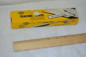 TRACING WHEEL w/Seam Guide, Instructions,