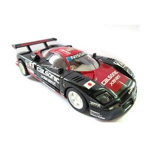 HighSpeed 1:43 Nissan R390 GT1 LM 1997.Diecast Model Racing Car Karosserie No.23