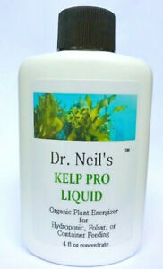 Dr. Neil's Kelp Liquid Seaweed Plant Fertilizer