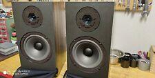 Casse Acustiche Speakers Diffusori AR 122 Walnut Ribordate Bellissime England