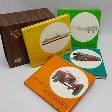 Classics Transportation Box Set Trains Automobiles Ships Aircraft Tre Tryckare