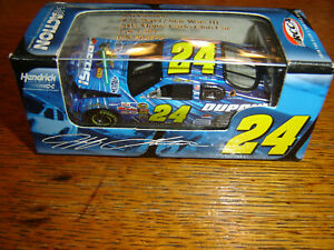 #24 Jeff Gordon 2005 PEPSI / STAR WARS III 1/64 Action RCCA H/O Diecast NEW