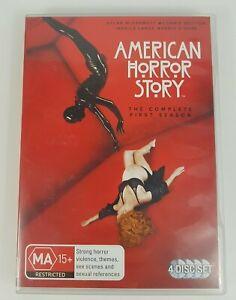 American Horror Story Complete First Season DVD   Region 4