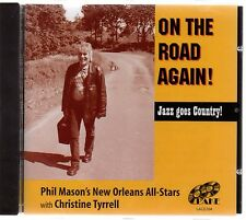 Phil Mason - On the Road Again: Jazz Goes Country (brand new CD)