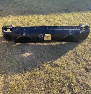 03 04 05 06 07 08 09 Hummer H2 SUT Complete Rear Bumper Shell Assembly OEM