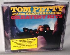 CD TOM PETTY and the Heartbreakers Greatest Hits (2008 Warner) NEW MINT SEALED
