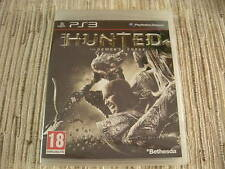 PLAYSTATION 3 PS3 HUNTED THE DEMON´S FORCE NUEVO