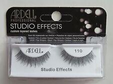 (LOT OF 15) Ardell Studio Effects 110 False Lashes Authentic Ardell Eyelashes