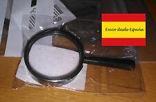 Mini Lupa de Bolsillo pequeña 5X Negro