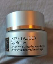 ESTEE / ESTÉE LAUDER - RE-NUTRIV - RADIANT WHITE AGE-RENEWAL CREME - 50 ML