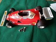 FERRARI 312 T2 1972 POLISTIL RACE CAR TOSCHI COLLECTIBLE LAUDA