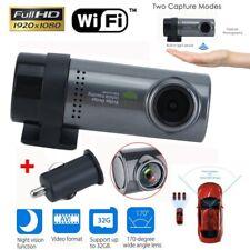 Wifi Hidden Camera 1080P Car DVR Dash Cam Rear View Video Recorder Night Vision